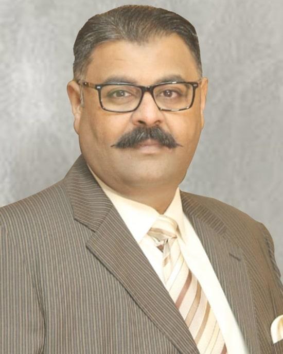Mr Raheel Bhatti - MPD FM Limited UK